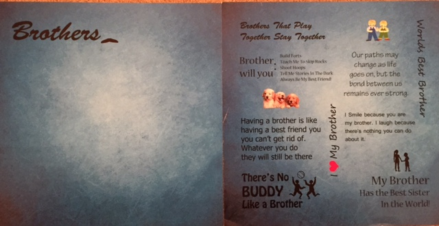 Brother 2 page